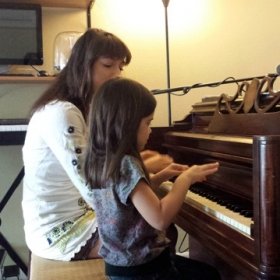 I love jamming with this little one!