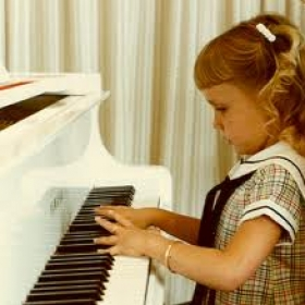Piano is a great instrument. We teach it for all ages.