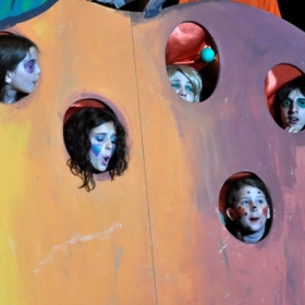 James and The Giant Peach,