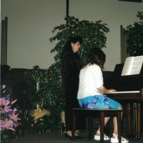 Another Piano Recital
