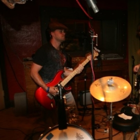 Tracking guitar and bass for the album, Ignite. Recorded @ Capricorn Studios, downtown San Diego.