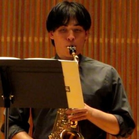 """Performing Hilary Tann's """"Windhover"""""""
