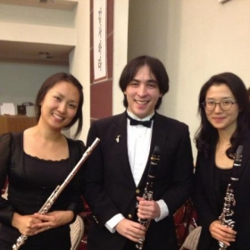 San Francisco Korean Symphony performance