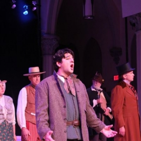 Elvino in La Sonnambula 2011 Salt Marsh Opera