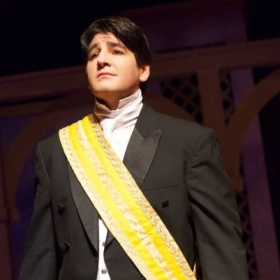 "Don Ramiro in ""La cenerentolla"" 2011 Sparkling City Opera"