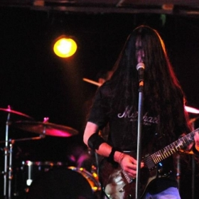 performing with The Krazzmatics 2012