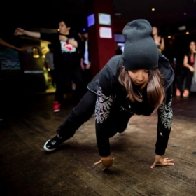 Doing A Six-Step | Breakin | Stylematix | Ferlyn F.