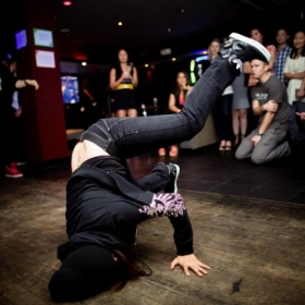 Windmill to Baby Freeze Combo | Breakin | Stylematix | Ferlyn F.