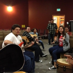 Musicians & songwriting workshops