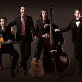 The Hot Club of Zion