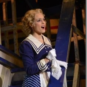 Performing the role of Josephine in H.M.S. Pinafore