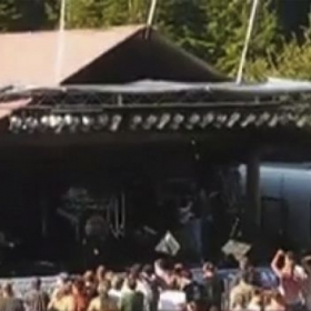 "Performing with ""2112 - A Tribute to RUSH"", Strutzfest 2012."
