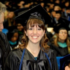 Graduated with honors University of Toledo December 2011
