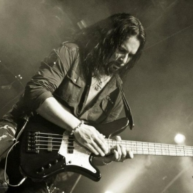 Bass Solo in Moscow, Russia in 2012