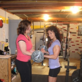 One on One Customized Personal Training Sessions.