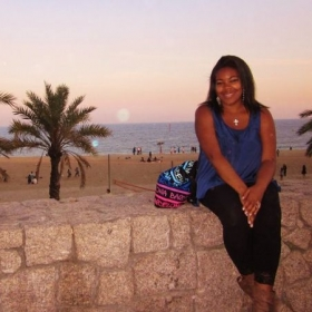 visit to Barcelona while teaching abroad