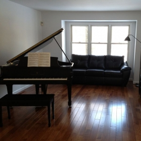 CBE Music piano room
