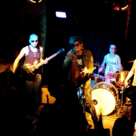 """Rectifist"" @  Japan fundraising music event: J-Summit NY, Bowery Electric NYC."