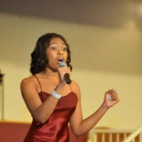 Vocal Student 16 yrs old : Aryana Jenkins