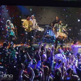 Red Baraat at Highline Ballroom