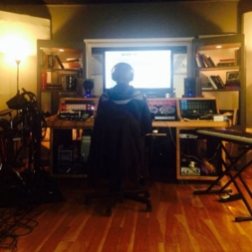 Tracking at The Bakery Studio