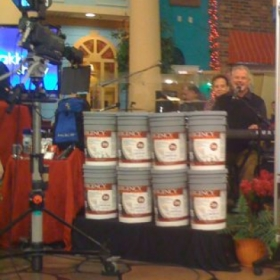 playing live TV in Branson, Missouri