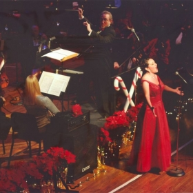 Holiday Pops Concert - Chattanooga Symphony Orchestra
