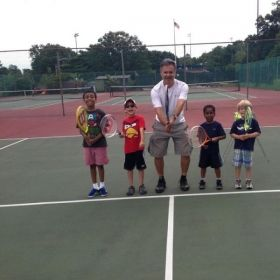 Tennis Clinic In South Orange