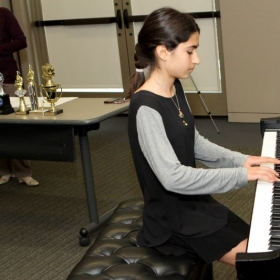Piano recital 2014