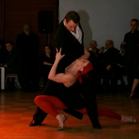 milonga performance 2011