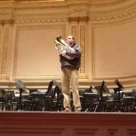 Euphonium at Carnegie Hall, 2012
