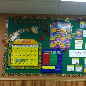 Information Board/Announcements