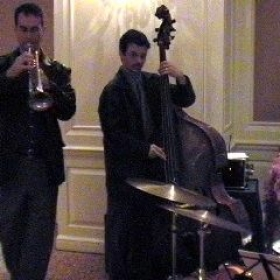 ...jazz trio gig in San Francisco