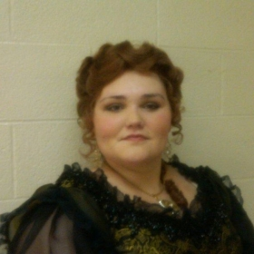 Backstage at Cincinnati Opera, 2012