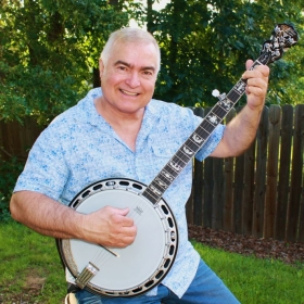 5 string bluegrass banjo picking!