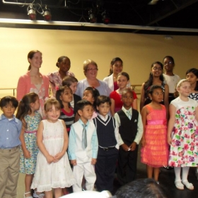 2010 Spring Recital in Georgia.