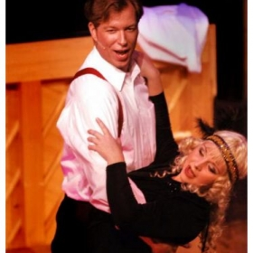 """From """"I Love A Piano"""" at the Cuillo Center for the Arts"""