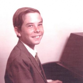 The piano was my first instrument at 11.