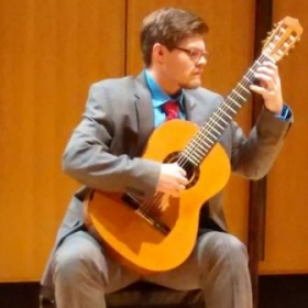 My senior recital