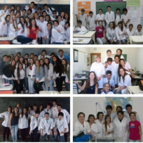 Teaching English at Public High Schools in Argentina. 2009-2013