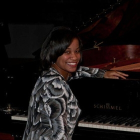 Kiona Ervin, Private Piano Teacher;.