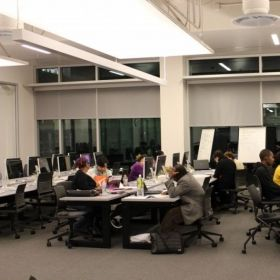 tutoring session at LATTC