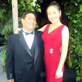 With tenor David Chavez