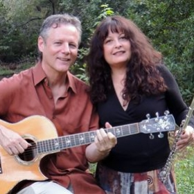 Meadowlark - duo with my wife, Lynn