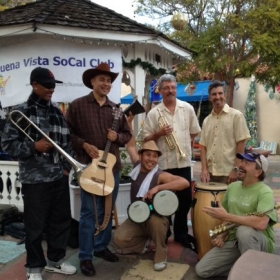 Great Guys and Latin Jam at Spanish Village Balboa Park