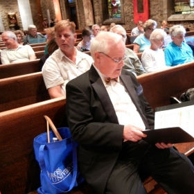 Poulenc Soiree, Grace and Holy  Trinity Cathedral, Kansas City