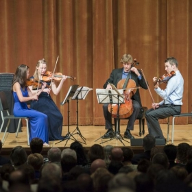 Cleveland Institute of Music Graduation performance