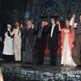 """Lucy Seward"" in Brahm Stoker's Dracula at the Little Shubert Theatre, New York City (Off-Broadway)"
