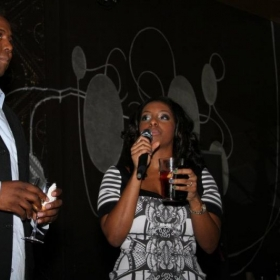 Speaking alongside Freddy Cameron at the Georgia Entertainment Association, Atlanta launch.