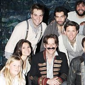 """PETER AND THE STARCATCHER"" OFF- BROADWAY 